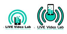 LIVE Video Lab - LIVEVideoLab.com/Authors  logo