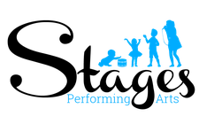 Stages Performing Arts logo