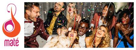 New Year's Eve at Mate Lounge DC 2017-2018| Georgetown...