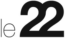 Le 22 logo