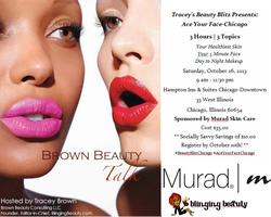 Tracey's Beauty Blitz Presents: Ace Your Face--Chicago