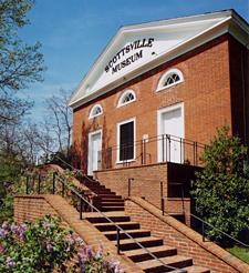 Scottsville Museum logo
