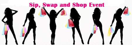 SIP, SWAP & SHOP Event