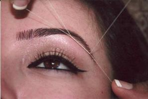 Free Eye Brow Threading & Facials