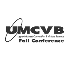 Upper Midwest and Convention Visitors Bureau logo