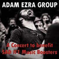 Adam Ezra Group Concert to Benefit SAD1 Music Boosters