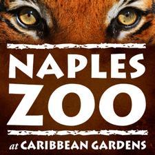 Naples Zoo at Caribbean Gardens logo