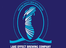 Lake Effect Brewing Company logo