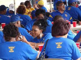True Blue Tailgate - FVSU Homecoming 2013
