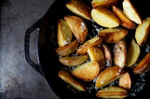 Forage to Fork: Potatoes
