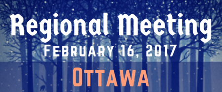 Ottawa Winter Regional Meeting