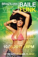 TONIGHT ~Brazilian Vibe~  Presents: BAILE FUNK DANCERS