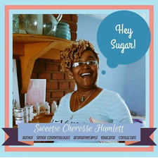 Sweetie Cheresse Hamlett logo