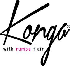 Konga With Rumba Flair logo