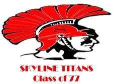 Skyline Class Of 1977 Reunion Planning Committee logo