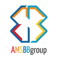 AMSBB Group (AMS Global, BridgeBlue and AMS BridgeBlue) logo