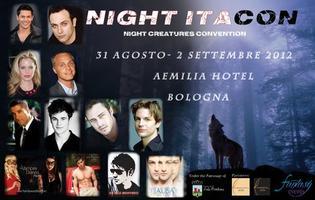 Night ItaCon 2012 - The Night Creatures Convention