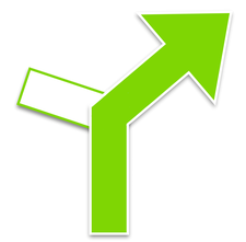Karriere-Navi & STEP4WARD logo