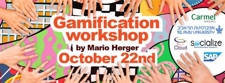 Enterprise Gamification Workshop / Tel Aviv