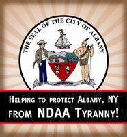 Flood Albany, NY, Common Council to Stop NDAA