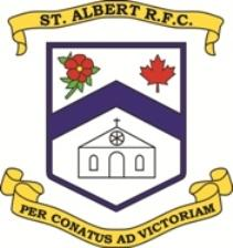 St. Albert Rugby Football Club logo