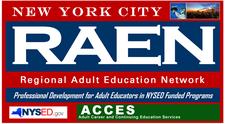 NYC Regional Adult Education Network  logo