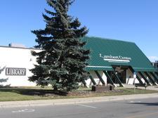 Strathmore Library  logo