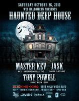 10/26 WCS Events Halloween w / MASTER KEV and JASK!...