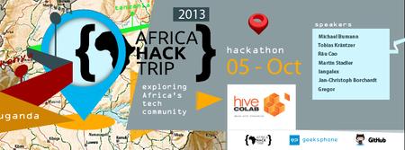 Africa HackTrip Hackathon