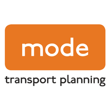 mode transport planning logo