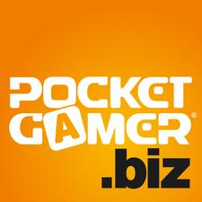 Steel Media (Publishers of Pocket Gamer) logo