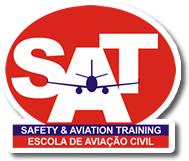 SAT - ESCOLA DE AVIAÇÃO CIVIL logo
