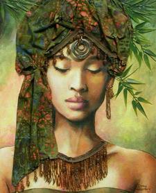 Lady Mystic - The Wayward Shamanista logo