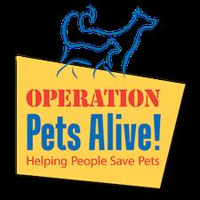 Operations Pets Alive logo