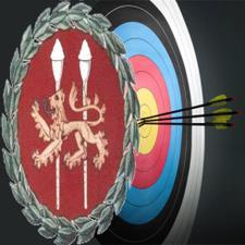 Droitwich Archery Society logo