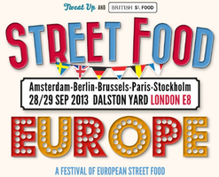 Tweat Up & British Street Food presents... Street Food...