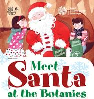 Meet Santa at the Botanics 2013