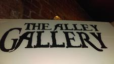 The Alley Gallery logo