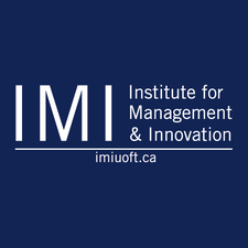 Institute for Management & Innovation (IMI), University of Toronto Mississauga logo