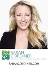 Sarah Cordiner ~ MainTraining Pty Ltd logo