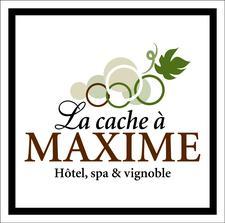 La cache à Maxime logo