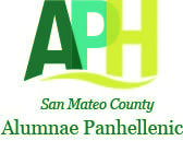 San Mateo County Alumnae Panhellenic logo