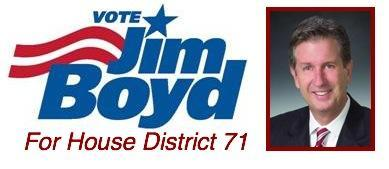 Jim Boyd Fundraiser at the Riverhouse Reef & Grill