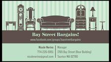 Bay Street Bargains logo