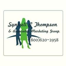 Syntrell C Thompson Community Marketing Group logo