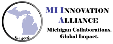 MI Innovation Alliance & SAE International logo