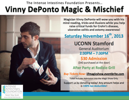 The IIF Presents: Magic and Mischief featuring Vinny...