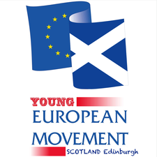 Young European Movement Edinburgh logo