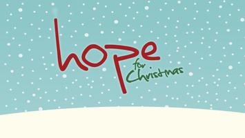 Hope For Christmas Holly Springs Baptist Volunteers