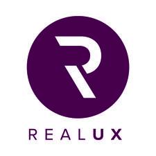 RealUX logo